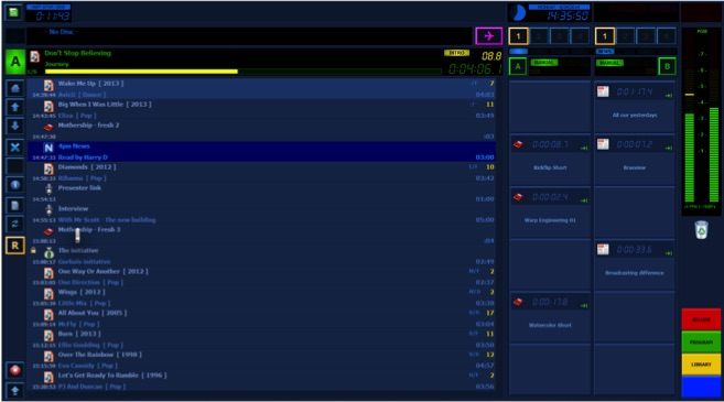 On Air | Radio Playout Software Designed for Schools