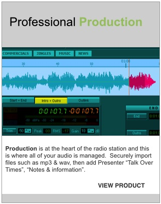 Radio Software for Schools | Radio Playout Software